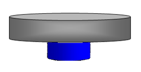 Inertia Wheel Table