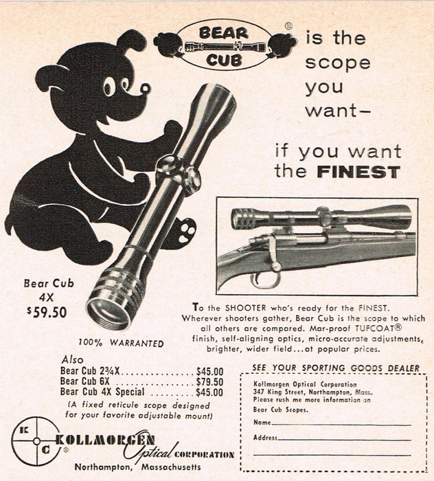 Kollmorgen Bear Scope