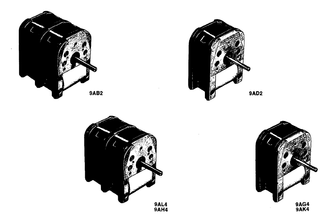 Cyclonome Step Motors