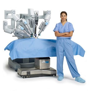 Intuitive Surgical Patient-Side Cart
