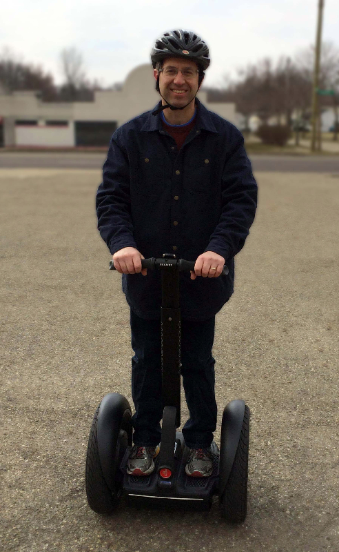 Segway Winner - Pack Expo 2014