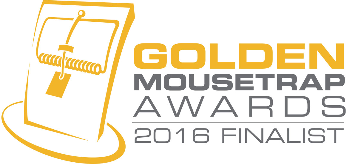 Golden Mousetrap Finalist Logo