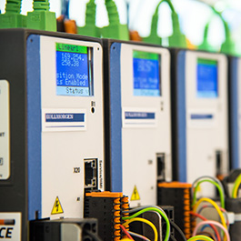 New generation of servo drives by Lake Constance