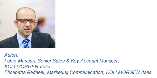 Kollmorgen Comau Fabio Massari Senior Sales&Key Account Manager Italia