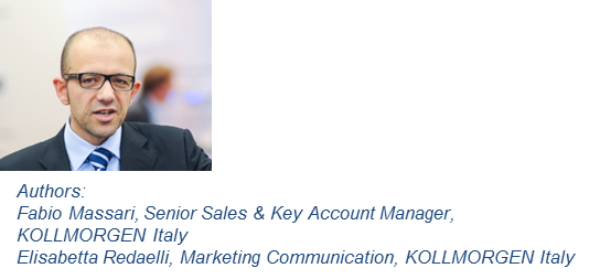 Kollmorgen Comau Fabio Massari Senior Sales&Key Account Manager Italy