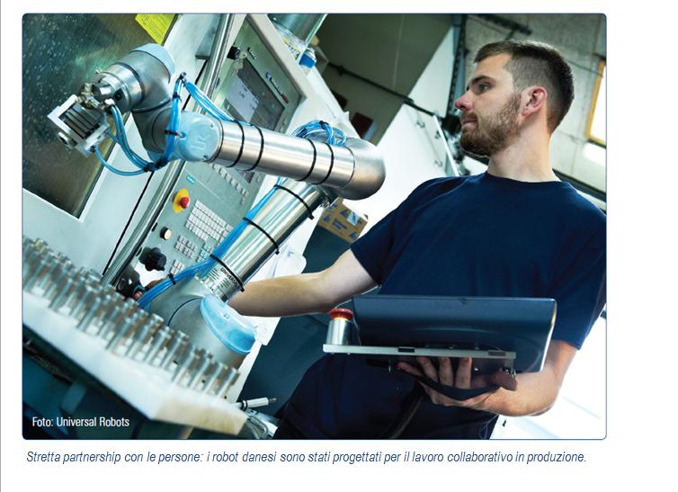 I robot universal robots kollmorgen motori frameless for Opzioni di rivestimenti leggeri